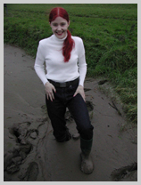 Lady Elizabeth's Baptisim Of Mud featuring Lady Elizabeth, the lady in waiting