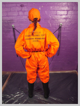 Chained and Gunged featuring Lady Jasmine, of Saturation Hall