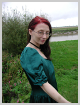 The Green Lady Of The Mudflats featuring Lady Jasmine, of Saturation Hall