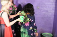 view details of set gm-2c001, Lucia and Teena have their dresses gunged and cut off by Felicity!