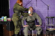 view details of set gm-2f218, Lilly and Rosemary mess each other up in flightsuits
