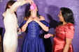 view details of set gm-2g054, Lucia, Teena, and Maude, in formal gowns, in gunge!